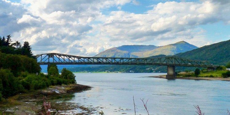 Ballachulish Bridge, Loch Leven, Scotland
