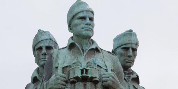 Commando Memorial - Fort