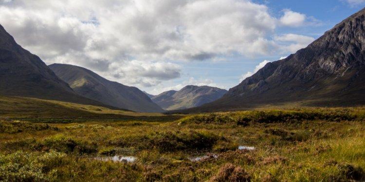 Areas of Scotland