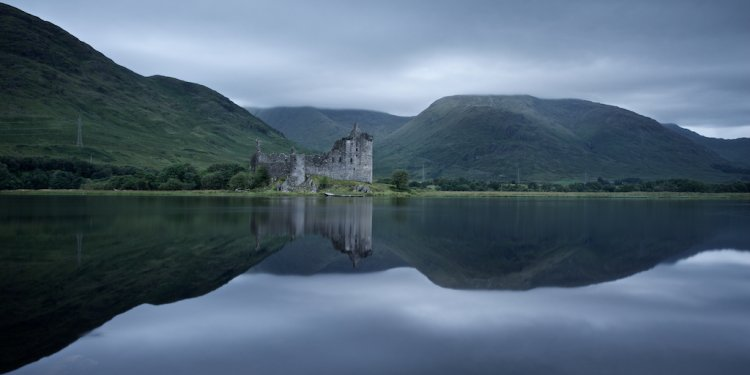 Landscape photography in