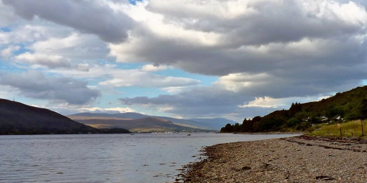 Loch Linnhe, Fort William, Scotland