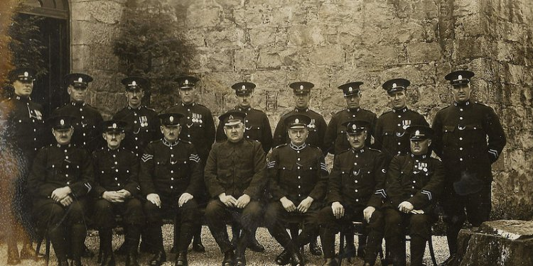 Inverness-shire Constabulary 1930