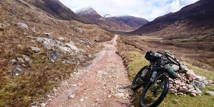 Surly ECR on the West Highland