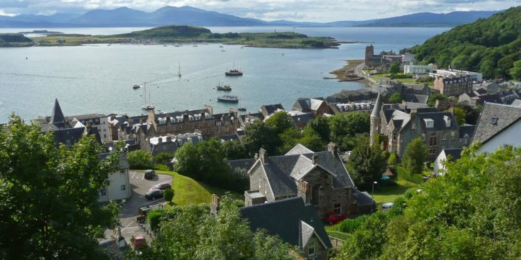 Oban to appin bus Gallery
