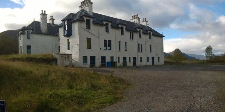 Mamore Lodge,West Highland Way