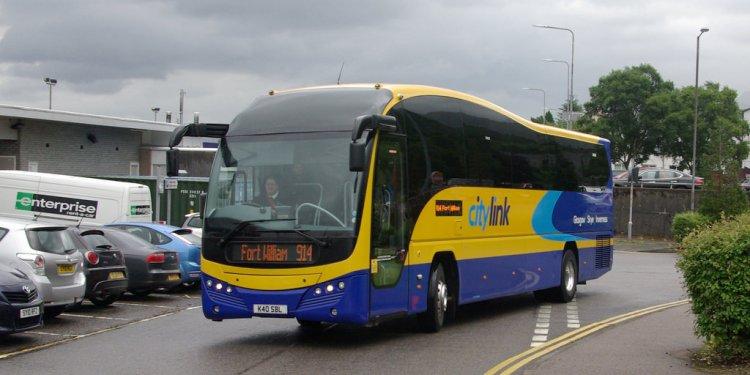 K40 SBL Shiel Buses branded
