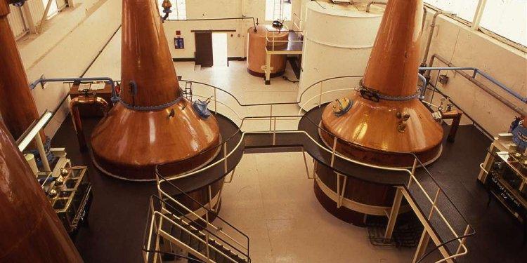 The Ben Nevis Distillery