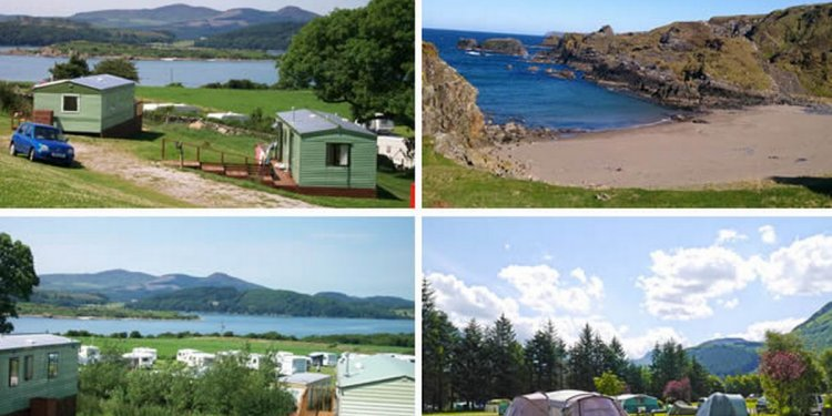 The best camping holiday