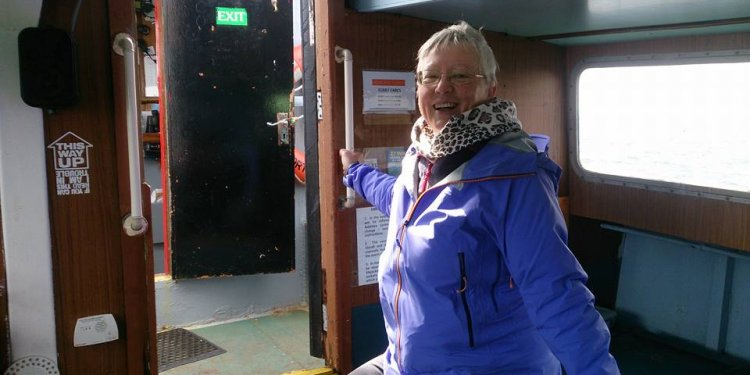 Ferry to Fort William