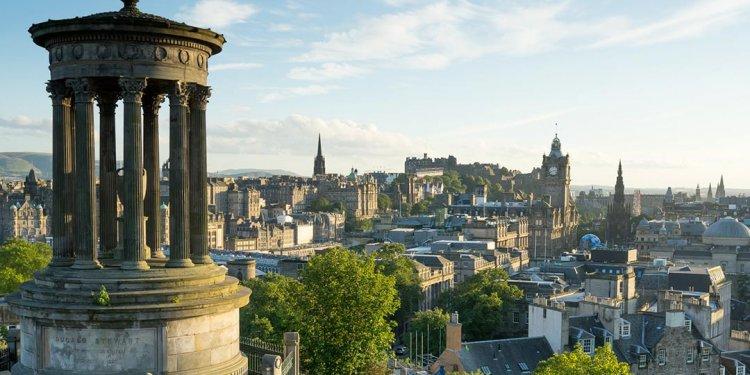 Discover Scotland by train: