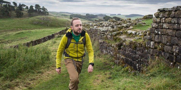 The Big Walk: Hadrian s Wall
