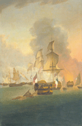 3. Battle of Trafalgar (October 21, 1805)