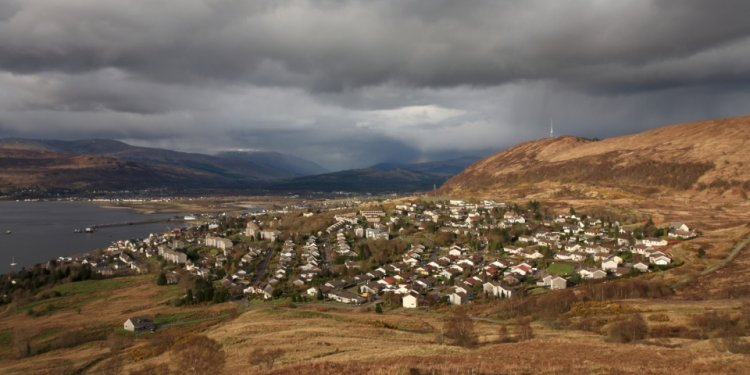 Hillview Guest House Fort William Scotland