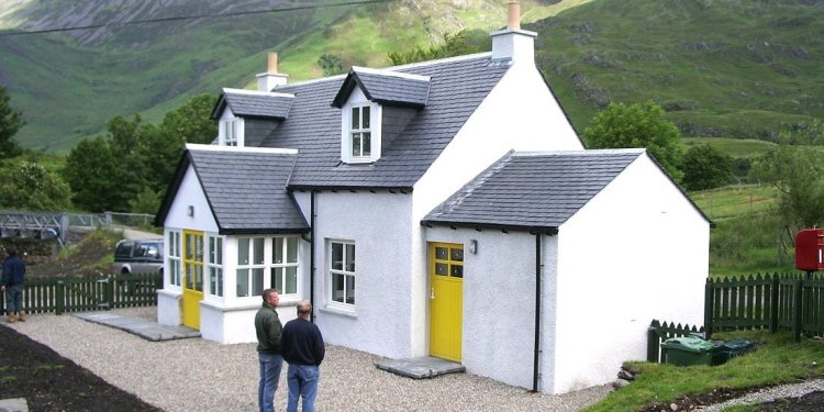 Fort William Scotland self catering cottages
