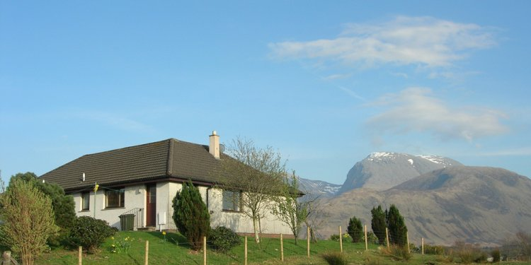 Property Fort William Scotland