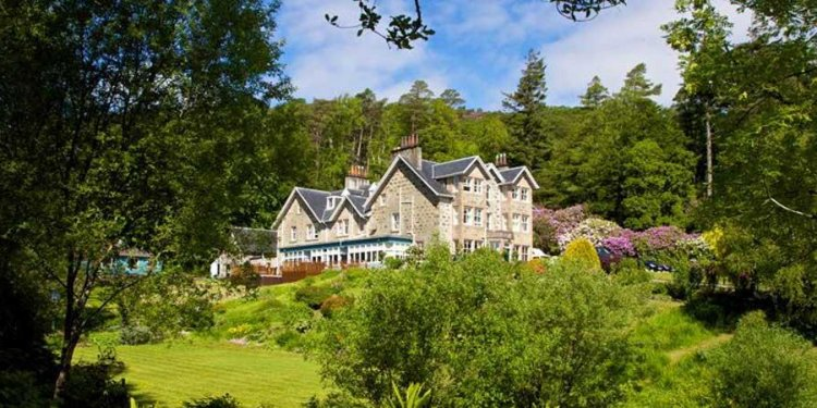 Buccleuch Guest House Fort William Highlands