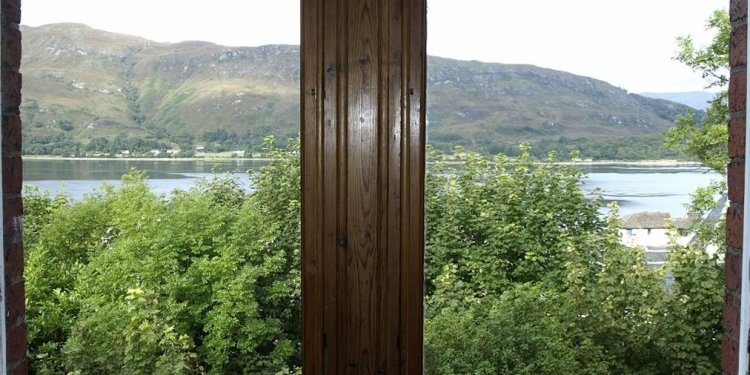 Self catering accommodation in Fort William Scotland
