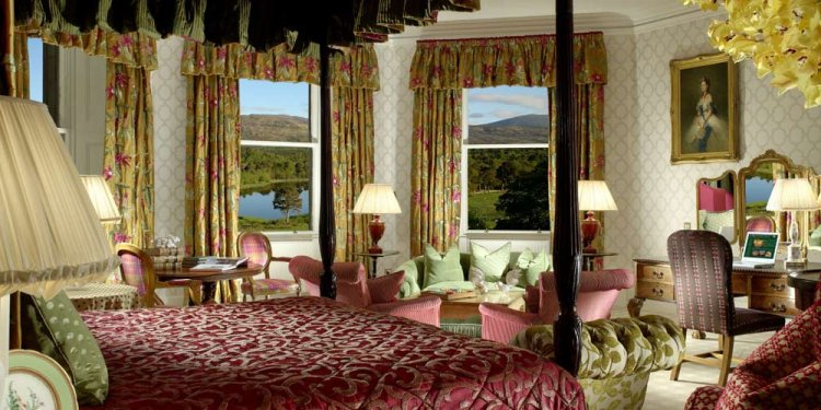 Inverlochy Castle Hotel Fort William United Kingdom