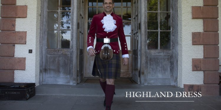 Kilt hire Fort William United Kingdom