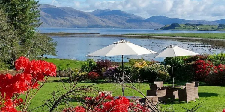 Luxury cottages Fort William Scotland