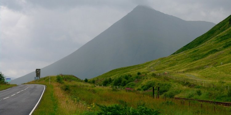 Fort William Highlands to Edinburgh