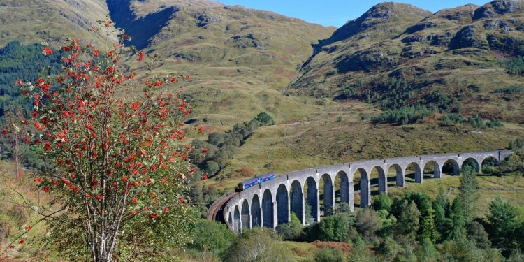 Trains from Fort William Highland to Mallaig