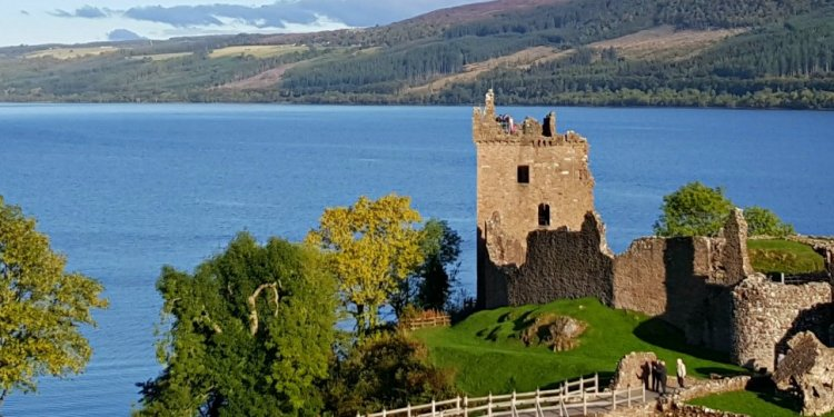 Places to visit in Fort William Scotland