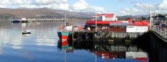 Pier Fort William