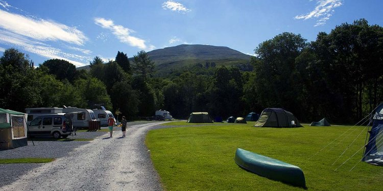 Fort William Highlands Caravan Sites
