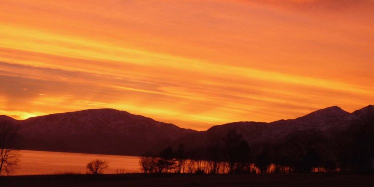 Holiday cottages Fort William Highlands area