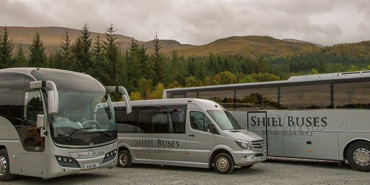 Fort William Scotland bus timetables