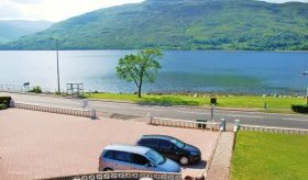 see from place 4 at The Willows B&B Fort William