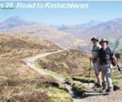 west highland method, walking holiday breaks scotland